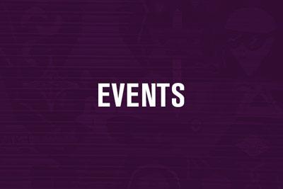 Events Menu Link